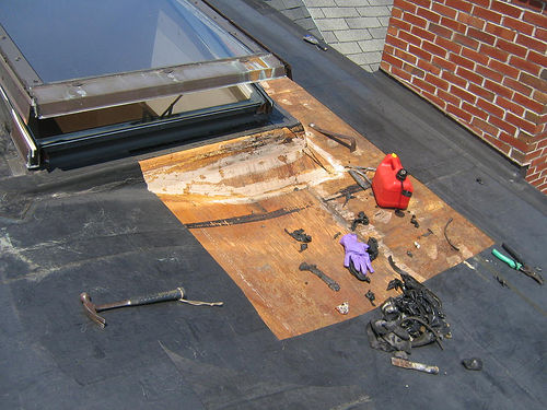 The Time To Repair A Roof Is When Sun Shining Philosiblog